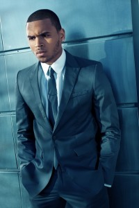 chris brownblue