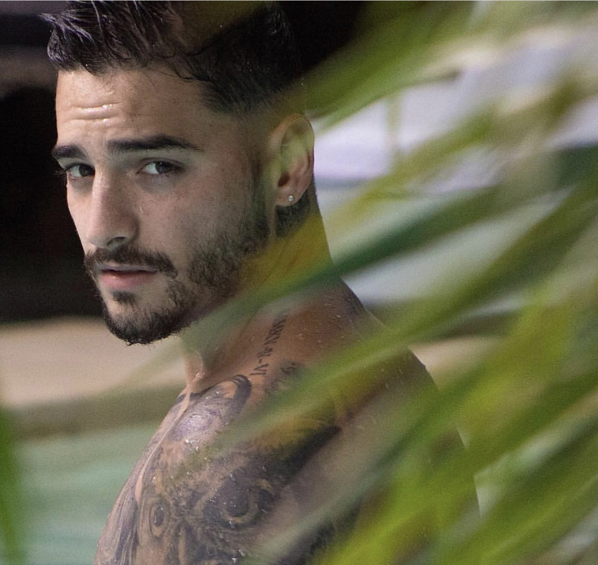 Maluma Is A Finalist For Seven 2017 Billboard Latin Music