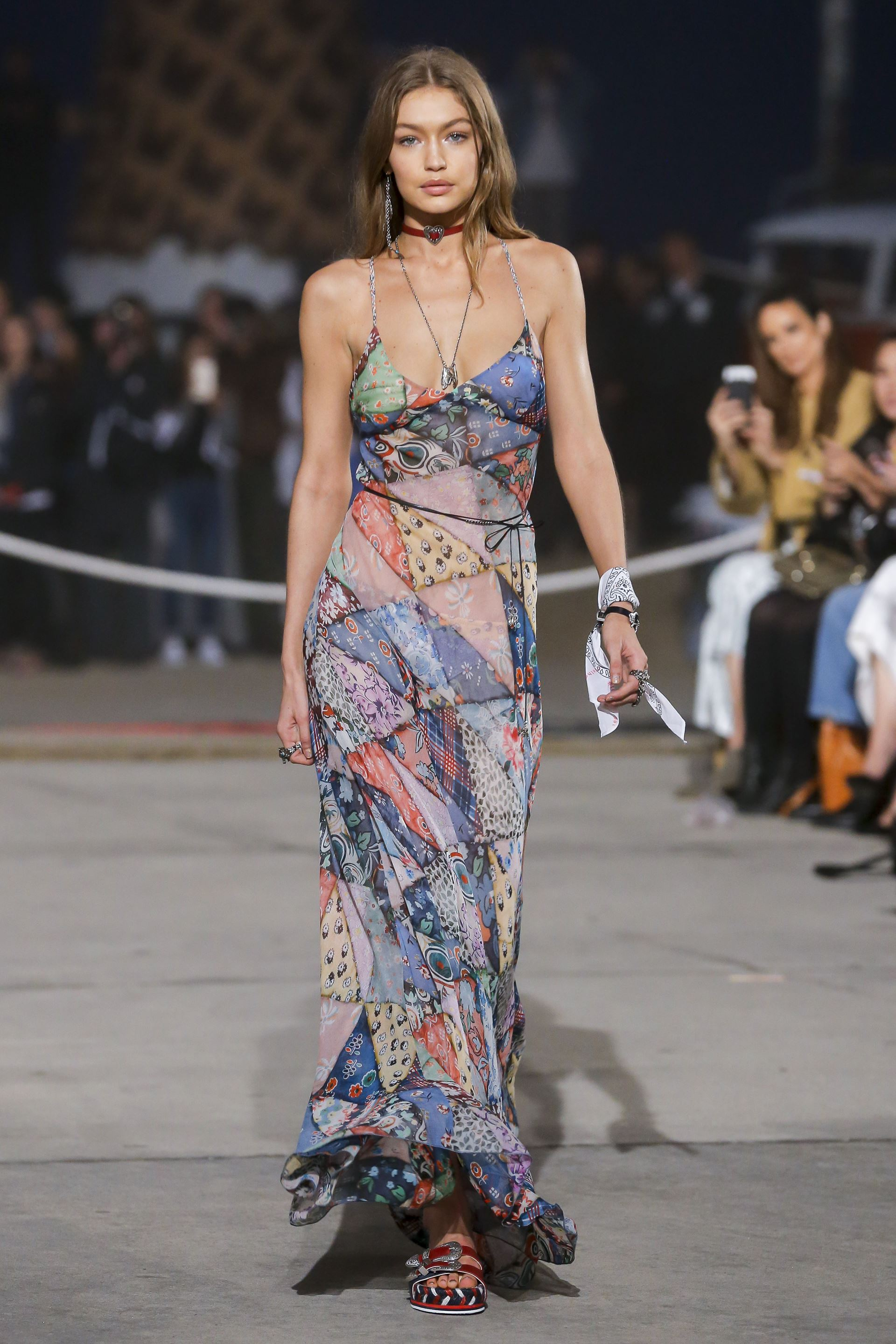 Tommy hilfiger brings tommynow experiential consumer fashion show to tommyland in venice beach - Tommy hilfiger show ...