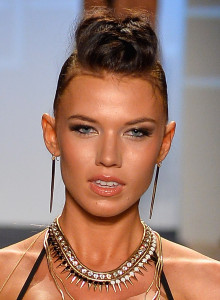 TRESemme at Beach Bunny - Mercedes-Benz Fashion Week Swim 2014 - Runway