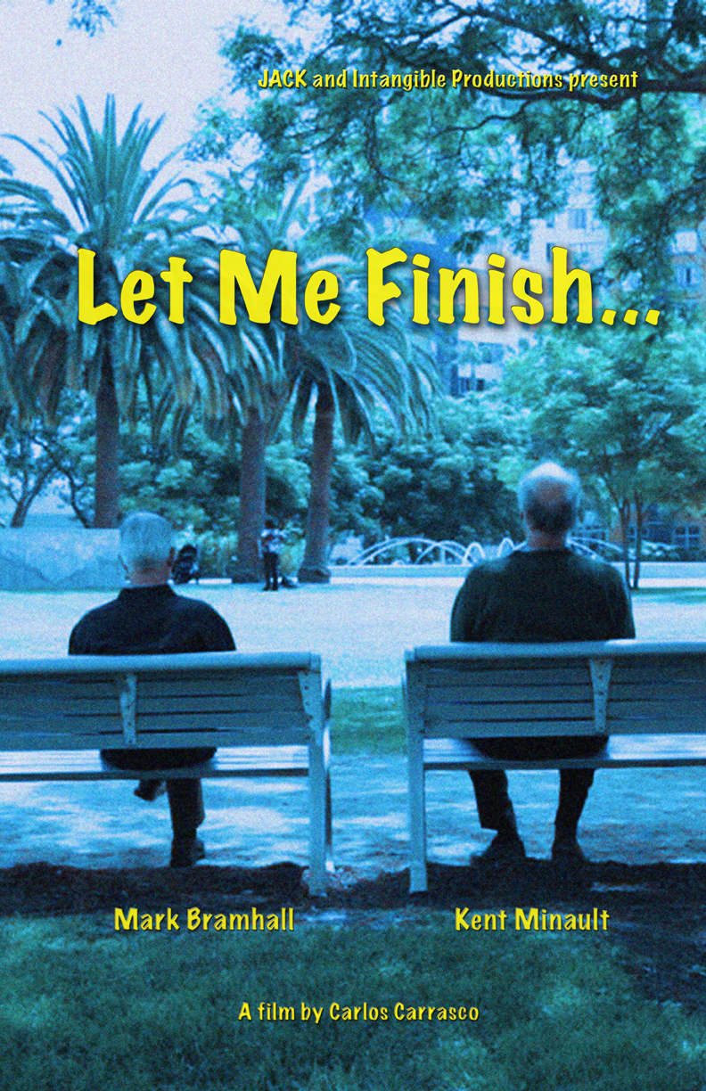 Let Me Finish Poster 72