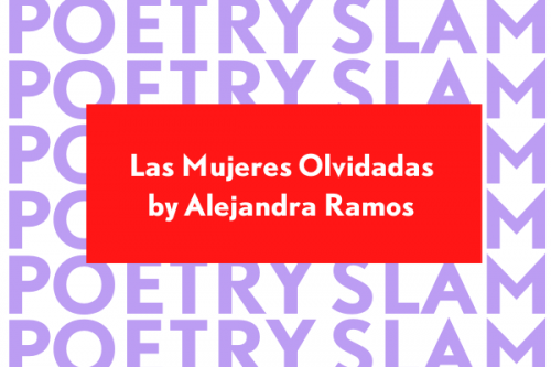 Alegria Poetry Slam