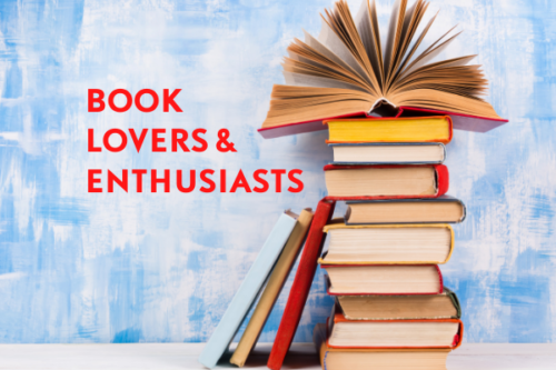 book lovers and enthusiasts